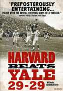 Harvard Beats Yale 29-29 , J.P. Goldsmith