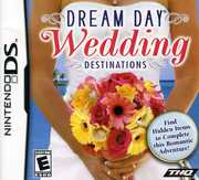 Dream Day: Wedding Destination for Nintendo DS