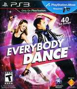 Everybody Dance  for PlayStation 3