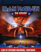 En Vivo! [Import] , Iron Maiden