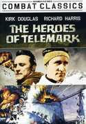 The Heroes of Telemark , Kirk Douglas