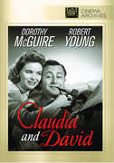 Claudia and David , Dorothy McGuire