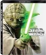 Star Wars Trilogy: Episodes I - III , Liam Neeson