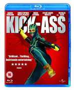 Kick-Ass (Ka2 Drafting Re-Sleeve) [Import] , Aaron Johnson