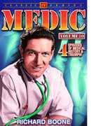 Medic: Volume 10 , Richard Boone