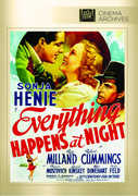 Everything Happens at Night , Sonja Henie