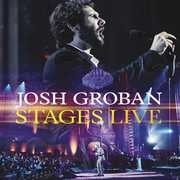 Stages Live [CD/ BR] , Josh Groban