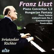 Richter Plays Liszt , Sviatoslav Richter
