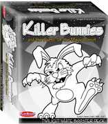 Killer Bunnies: Quest for theMagic Carrot - Twilight White BoosterDeck