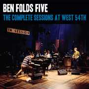 Complete Sessions At West 54th , Ben Folds