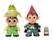 Cartoon Network TITANS: 3 Twin pack Wirt and Greg