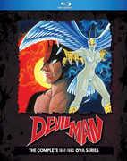 Devilman: Complete Ova Series , Alan Marriott