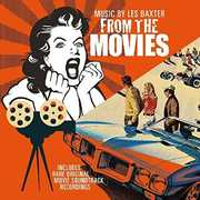 From The Movies [Import] , Les Baxter