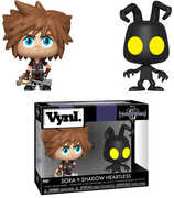 FUNKO VYNL: Kingdom Hearts III - Sora & Heartless