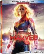 Captain Marvel , Brie Larson