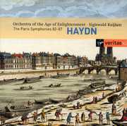 Paris Symphonies 82-87 , Orchestra of the Age of Enlightenment