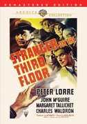 Stranger on the Third Floor , Elisha Cook, Jr.