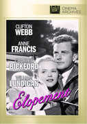 Elopement , Clifton Webb