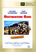 Destination Gobi , Richard Widmark