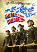 Command Decision , Clark Gable