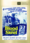Blood and Steel , James Grout