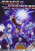 Transformers: Season Three and Four