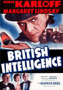 British Intelligence , Boris Karloff