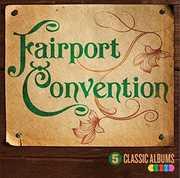 5 Classic Albums [Import] , Fairport Convention