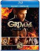 Grimm: Season Five , David Giuntoli