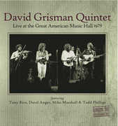 Live At The Great American Music Hall 1979 , David Grisman
