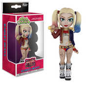FUNKO ROCK CANDY: Suicide Squad - Harley Quinn