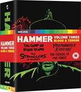 Hammer: Volume 3: Blood & Terror [Import]