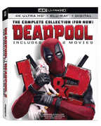 Deadpool: The Complete Collection (For Now) , Ryan Reynolds