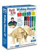 Kwik Kitz 3D Walking Dinosaur Kit
