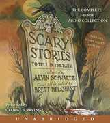 Scary Stories Audio CD Collection Unabridged