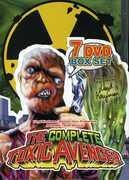 The Complete Toxic Avenger , David Mattey