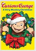 Curious George: A Very Monkey Christmas , Frank Welker