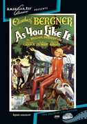 As You Like It , Elisabeth Bergner