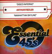 Disco Inferno /  Manhattan Skyline , Arthur Fiedler