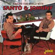 Around the World with [Import] , Santo & Johnny