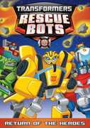 Transformers Rescue Bots: Return of the Heroes , Bj Thomas
