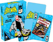 DC Comics- Retro Batman Playing Cards Deck