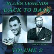 Blues Legends Back To Back, Vol. 2