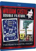 William Castle Double Feature: 13 Ghosts /  13 Frightened Girls , Jo Morrow