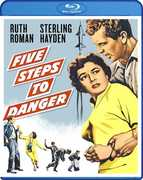 Five Steps To Danger , Ruth Roman