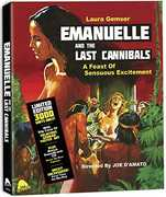 Emanuelle and the Last Cannibals (Limited Edition) , Laura Gemser