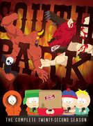South Park: The Complete Twenty-Second Season , Trey Parker