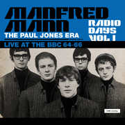 Radio Days Vol. 1: Live At The Bbc 1964-66 , Manfred Mann