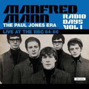 Radio Days Vol. 1: Live At The Bbc 1964-66 , Manfred Mann