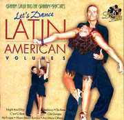 Lets Dance Latin American 5 [Import] , Graham Dalby